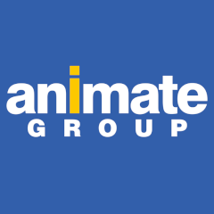 animate GROUP